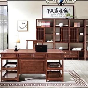 实木办公桌厂