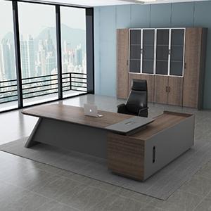 现代办公桌B-603