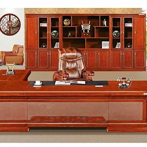 内蒙古木皮办公桌