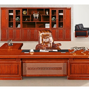 呼市木皮办公桌子