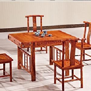 红木茶台系列
