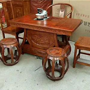 榆木茶台系列
