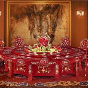 酒店圆桌系列
