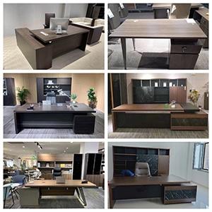现代办公桌B-606